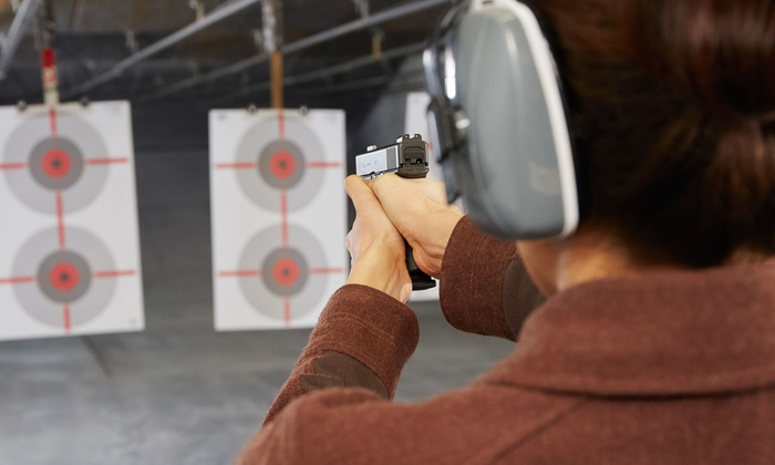 Palm Beach Shooting Center - Lake Worth: Two-Hour Florida Concealed-Carry Course for One, Two, or Four at Palm Beach Shooting Center (Up to 50% Off)