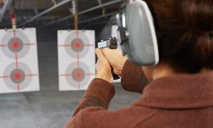 Strzelnica 9-tka: Wynajęcie toru na strzelnicy z przeszkoleniem dla 1 osoby za 39,99 zł i więcej opcji w Strzelnicy 9-tka