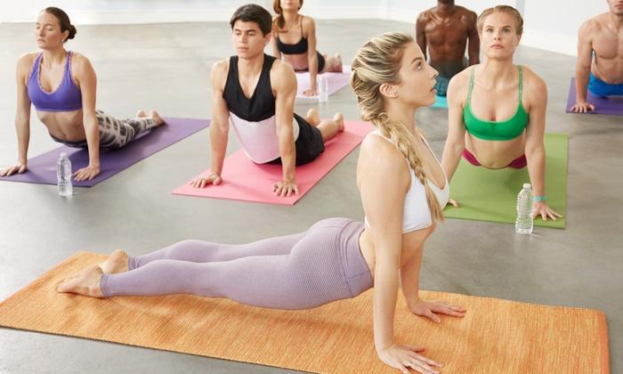 Hot Yoga Classes The Hot Yoga Studio Groupon