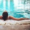 Sauna und Schwimmbad