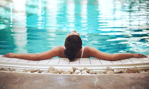 Erlebnisbad Pyrmonter Welle: 2 Tageskarten für Erwachsene od. Familienkarte für Sauna und Schwimmbad im Erlebnisbad Pyrmonter Welle (bis 41% sparen*)