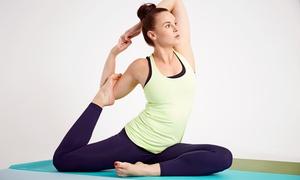 Bikram Yoga Brighton: Ten or Twenty Bikram Yoga Classes at Bikram Yoga of Brighton (Up to 86% Off)