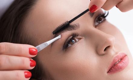 Eyebrow Lamination Treatment