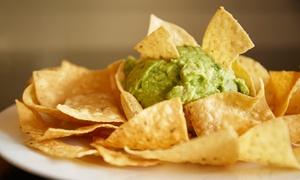 Nachoos & Tacoos: Menú Mexicano para 2 o 4 con entrante, principal, postre y bebida desde 24,95 € en Nachoos & Tacoos