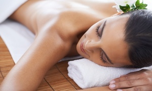 Keep In Touch Health Therapies: 100-Minute Pamper Package for One ($79) or Two ($149) at Keep In Touch Health Therapies, 2 Locations (Up to $230 Value)