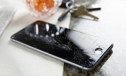 Up to 53% Off iPhone Glass Repair at Wireless USA