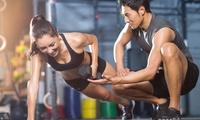 【最大88%OFF】脂肪&筋肉にアプローチ。効率よくボディメイク≪ウェイトトレーニング+キックボクシング(有酸素)60分/他3メニュー≫...