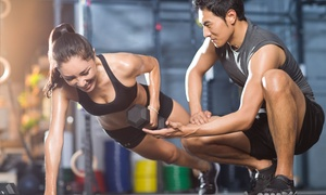 Sporting In Gym: Sporting Gym: abbonamento open di 3 mesi con accesso alla sala e a tutti i corsi per una o 2 persone (sconto fino a 83%)