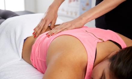 3 massaggi shiatsu da 50 minuti
