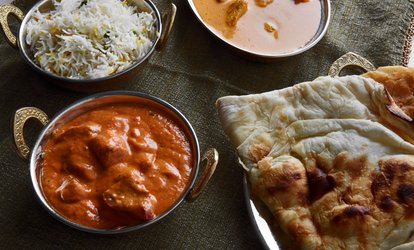 image for Tapas with Rice and Naan for One, Two, Four or Six at Tapas at Singhs (Up to 60% Off)