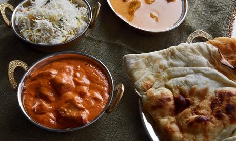 Menú indio para dos personas con entrante, principal, acompañamiento, postre y bebida desde 19,95 € en Punjabi Haveli