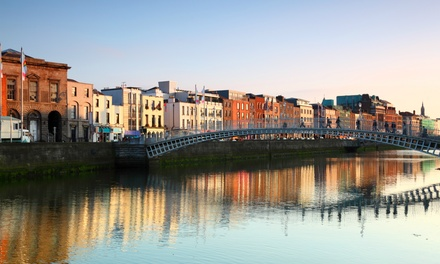 ✈ Dublin: 2 or 3 Nights with Return Flights and Option for Tour at Choice of Hotels*