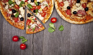 Rosso Pomodoro: Choice of Two ($25) or Three Pizzas ($35) at Rosso Pomodoro, Auckland (Up to $63 Value)