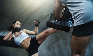 78% Off Kickboxing Classes at StrikeForce Fitness at StrikeForce Fitness, plus 6.0% Cash Back from Ebates.