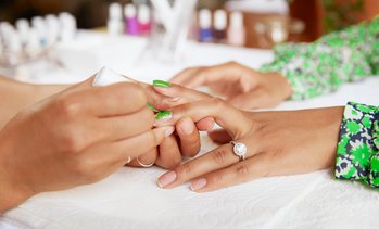 Up to 50% Off Mani-Pedi Services at Little Foot Spa