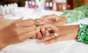 Up to 60% Off Mani-Pedi Services at Little Foot Spa