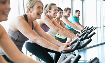 image for 4, 8, or 12 RealRyder Spin <strong>Classes</strong> at Power Ryde (Up to 74% Off)