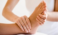 45-Minute Reflexology Session or 60-Minute Full Body Swedish Massage at Jaynes Holistic Lounge (Up to 40% Off)