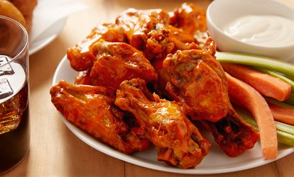 Voucher for One, Two, or Three at Buffalo Bill Wings Queen Mary (Up to 50% Off)