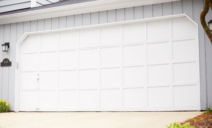 image for Garage Door Maintenance from Precision Door Service (Up to 74% Off). Two Options Available.