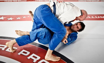Learn Reality-Based Brazilian Jiu-Jitsu during Four Weeks of Unlimited Classes at Urban Combat