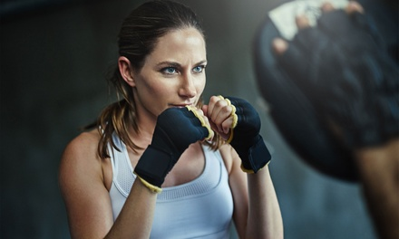 One-Month of Unlimited Box and Bike Classes for One ($29) or Two People ($55) at Box & Bike (Up to $239.20 Value)