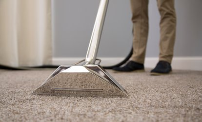 Carpet Cleaning: One- ($59), Two- ($79) or Five-Bedroom House ($139) with 3Sixty Cleaning Services (Up to $189 Value)