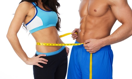 One, Three, or Six Laser-Lipo and Whole-Body-Vibration Sessions at Divine Creations Weight Loss (Up to 77% Off)