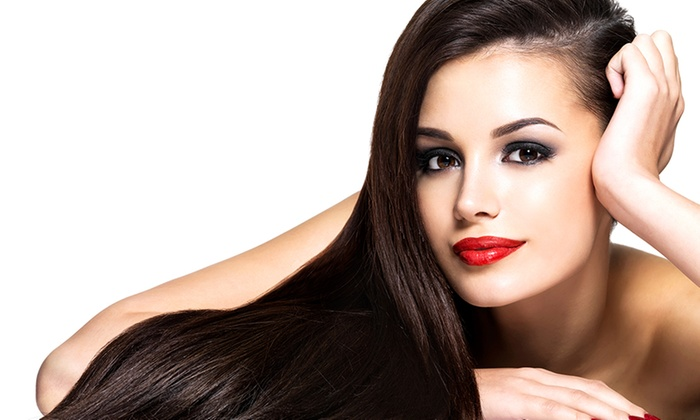 Absolute Hair Design - Absolute Hair Design: $99 for a Keratin Treatment or $129 with a Style Cut and Blow-Dry at Absolute Hair Design, Edgecliff (Up to $555 Value)
