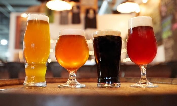 beer tasting or tour and tasting at brooksville brewing company up to 41 off