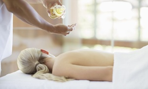 Heilpraktikerin Für Psychotherapie: 1x, 2x oder 3x 45 Min. Energie-Wohlfühl-Massage mit Aromaöl bei Heilpraktikerin Für Psychotherapie (bis zu 51% sparen*)