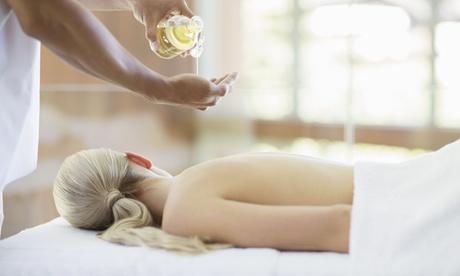 30, 60 o 90 minutos de masaje relajante, reflexología y masaje facial desde 16,90 € en Balquiria Relax & Belleza Oferta en Groupon
