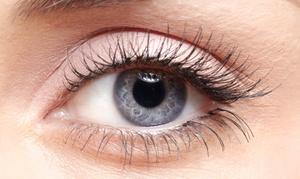 Kosmetik, Nagelstudio und Beauty: Wimpernverlängerung mit bis zu 100 Wimpern, opt. 1x Auffüllen, bei Kosmetik, Nagelstudio und Beauty (bis zu 75% sparen*)
