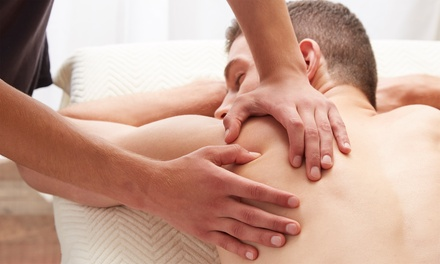 45- or 60-Minute Sports, Soft or Deep Tissue Massage at Sports Therapy Solutions MK (Up to 31% Off)