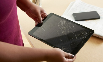 iPhone or iPad Repair at iKracked Medic (Up to 59% Off). Eight Options Available.