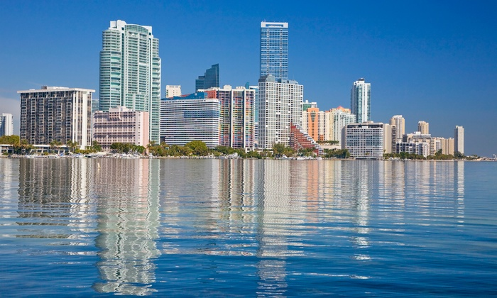 Miami City Tours for One or Two with Perfection Travel (Up to 51% Off). Eight Options Available.