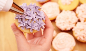 One or Two Dozen Mini Cupcakes at The Social Cupcake (Up to 58% Off)