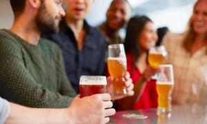 Jailbreak: Menu con piatto a scelta più degustazione di 3 birre a testa per 2, 4 o 6 persone da Jailbreak (sconto fino a 78%)