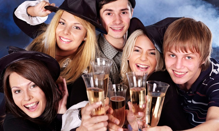 Pub Crawl Pilot - In front of The Merchants House: Up to 50% Off Halloween Pub Crawls with Drinks