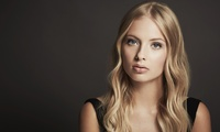 Wash, Cut and Blow-Dry with Optional Roots Colour or Half Head Highlights at Glowing Salon Altrincham (Up to 63% Off)
