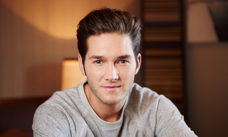 Men's Haircut Package from Josh at Tanya Gray Salon & Design Team (Up to 51% Off). Four Options Available. e8507538-da24-4beb-b83c-12fb088c27b1
