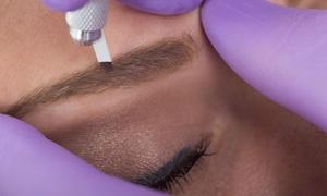 D'S Permanent: Maquillage semi-permanent sur 1 zone au choix parmi 4 à 79 € à l'institut D'S Permanent