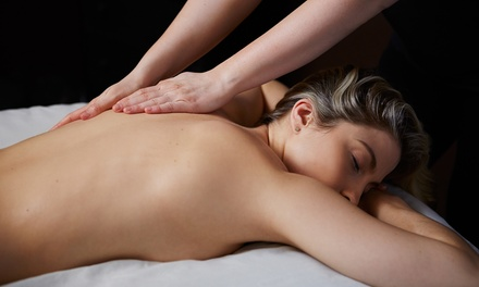 Indian Head Massage, Half-Body Cupping Massage or a One-Hour Swedish Massage at TherapiesFirst (Up to 60% Off)