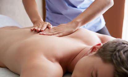 image for Full Body Sports Massage at Smart Sports Massage (44% Off)