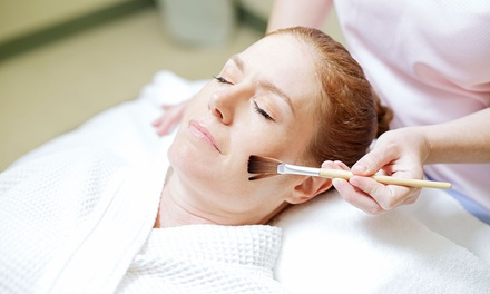 Elemis Facial with Choice of Massage at Peppermint Salon, Two Locations