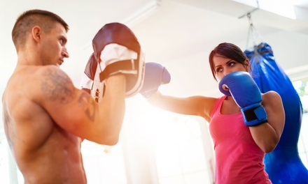 Five Classes, or Two or Four Weeks of Unlimited Classes at Tsunami Mixed Martial Arts (Up to 92% Off)