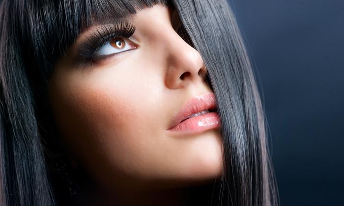 Makijaż permanentny kreski górnej lub dolnej oka za 99,99 zł i więcej opcji w Atelier Szponar Makijaż Permanentny
