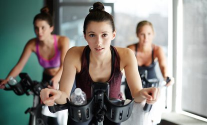 image for Three or Five Spinning <strong>Classes</strong> at Switching Gears (Up to 61% Off)