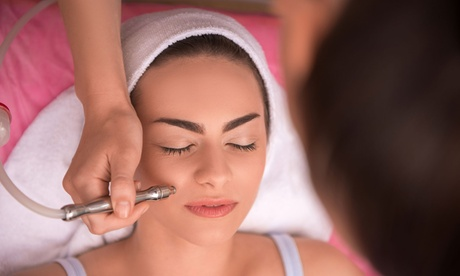 Microdermabrasion or Dermaplane Facial at Total Body Day Spa (Up to 50% Off) 928df977-1f39-4930-8cb3-94adf9c3b81e