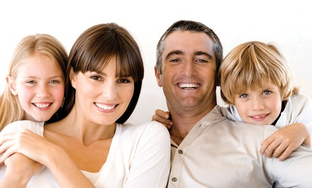 $40 for a Dental Exam with X-rays and Cleaning at Arden Park Dental Care ($413 Value)